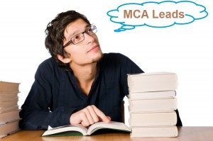 How Pitching MCA Leads