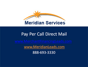 Merchant Lead Products & Services